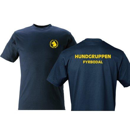 Funktions T-shirt HUNDFÖRARE FYRBODAL