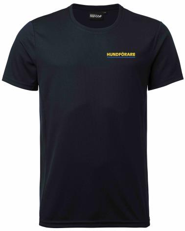 Funktions T-shirt HUNDFÖRARE