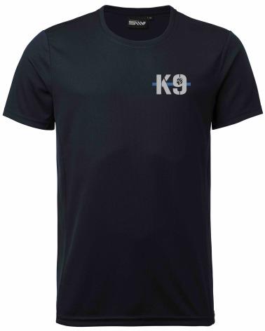 Funktions T-shirt K9 med tass