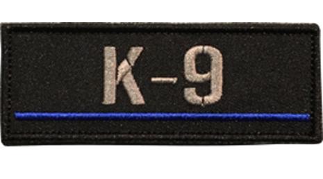Tygmärke K9